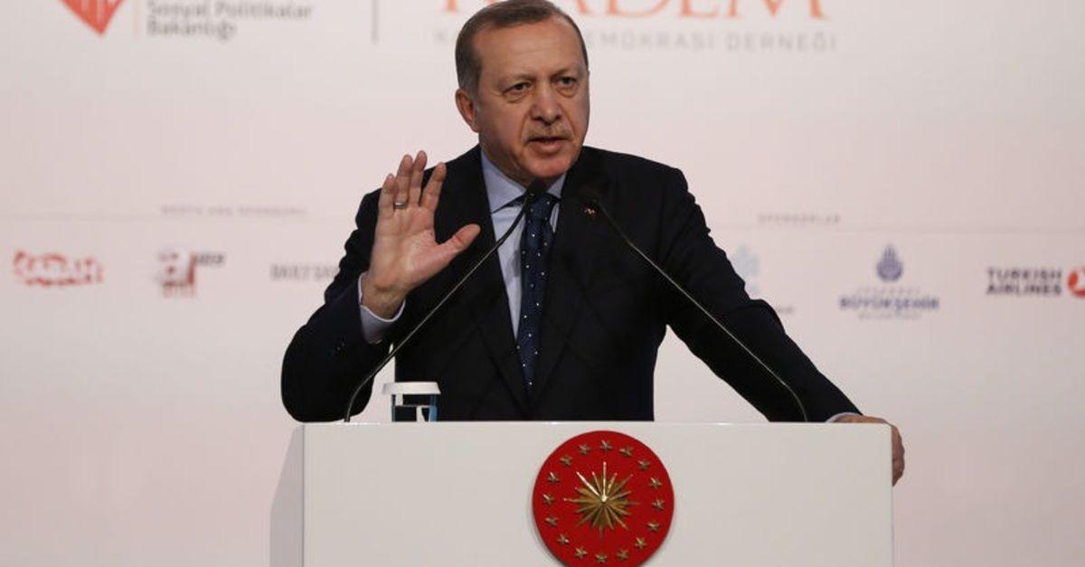 Erdoğan: Araştırın, bakın dünyada bir numarayız!