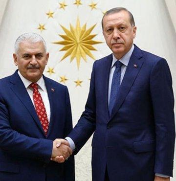 Cumhurbaşkanı Erdoğan ile Yıldırım bir araya gelecek