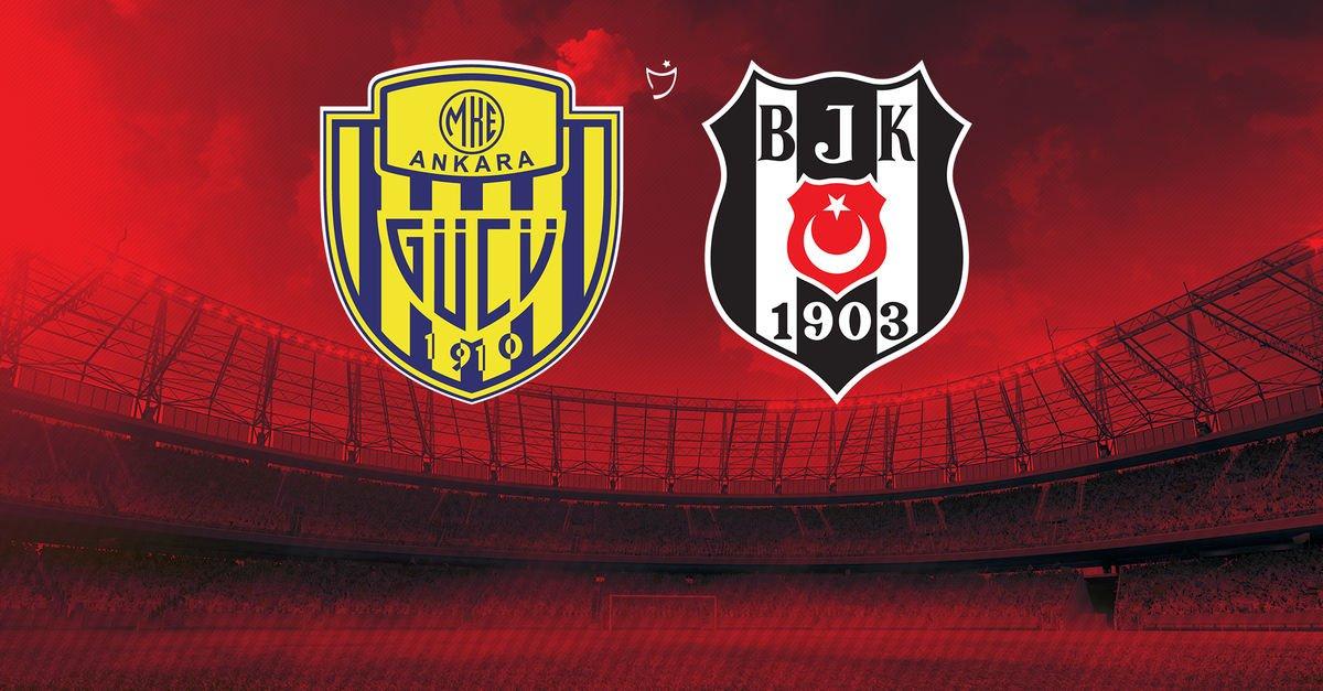Ankaragücü - Beşiktaş maçının stadı değişti