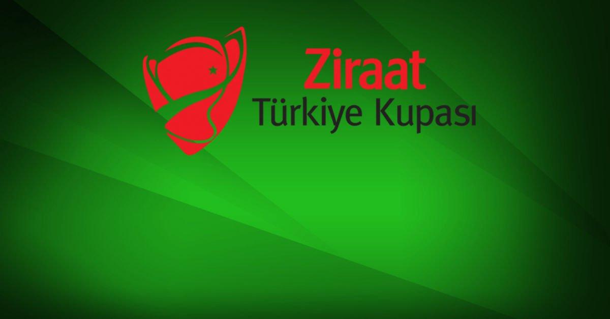 Türkiye Kupası'nda kura çekildi