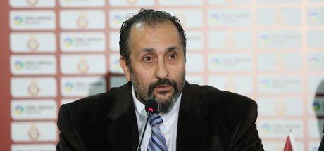 Galatasaray'da Sedat İncesu görevine devam ediyor!