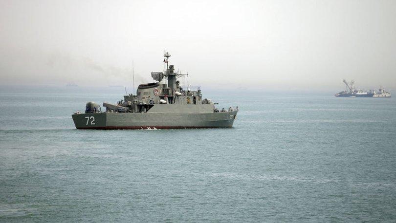 Tehlikeli gerginlik! İran, Suudi Arabistan bayraklı tekneye el koydu!