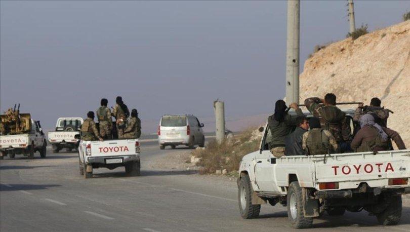 Suriye'de çetelere yönelik operasyon: 40'ın üzerinde kişi yakaladı