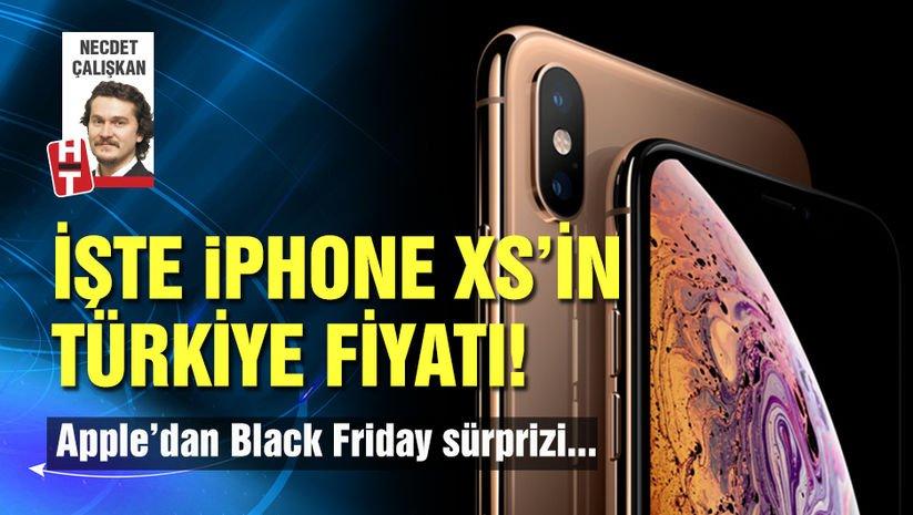 İşte iPhone Xs'in Türkiye fiyatı