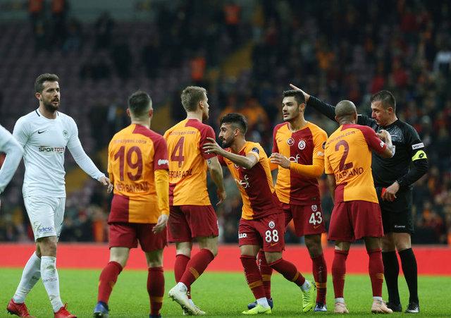 Spor yazarlarından Galatasaray - Konyaspor maçı yorumu (Penaltı için ne dediler?)