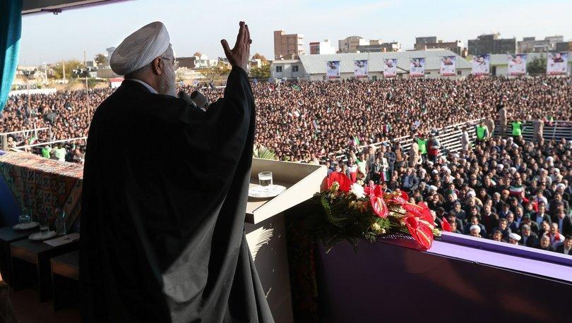 İran'dan çağrı: ABD'ye karşı birleşin!
