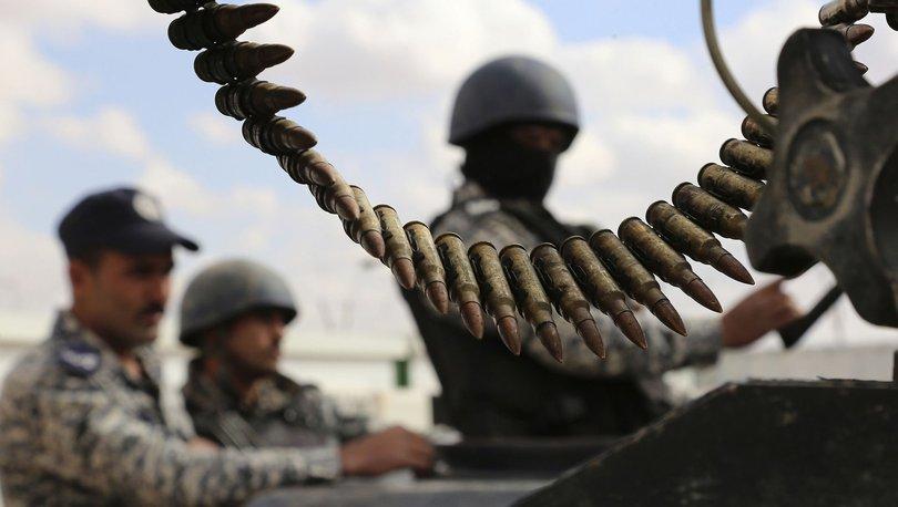 Bir Arap ülkesinden Suriye'de YPG'ye askeri destek!