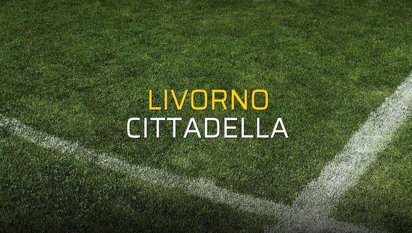 Livorno: 0 - Cittadella: 0 (Maç sonucu)