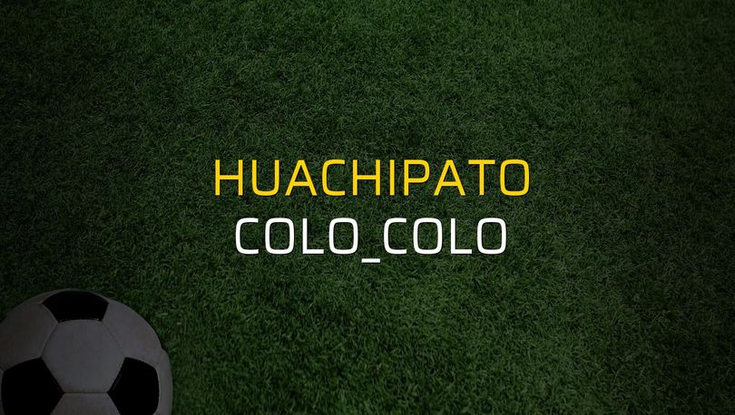 Huachipato: 1 - Colo_Colo: 1