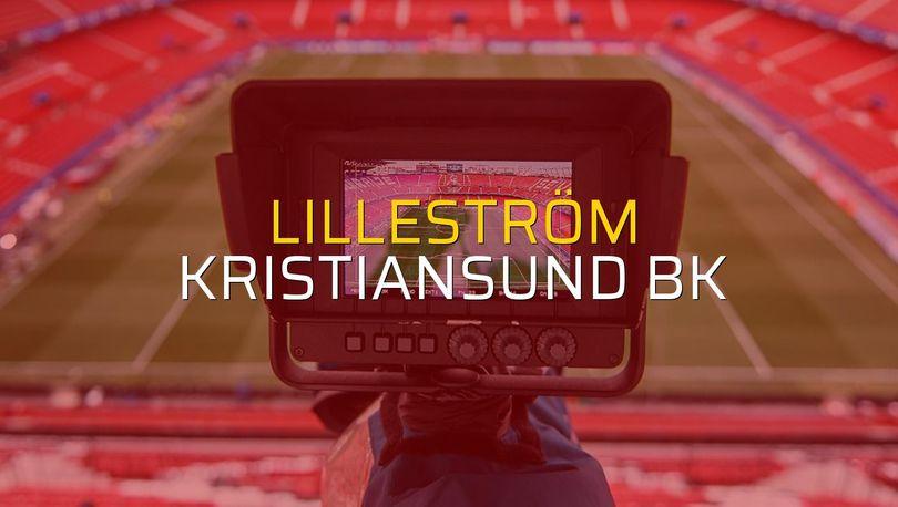 Maç sona erdi: Lilleström: 2 - Kristiansund BK:0