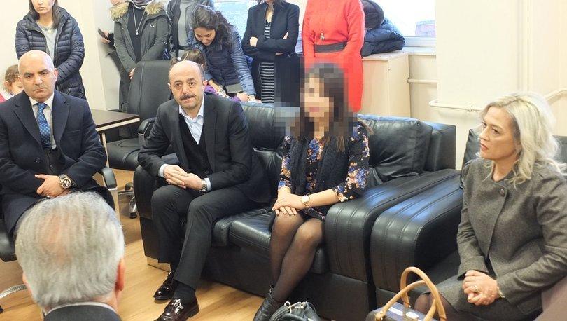 Tuzla'da öğretmeni tokatlayan şüpheli serbest bırakıldı