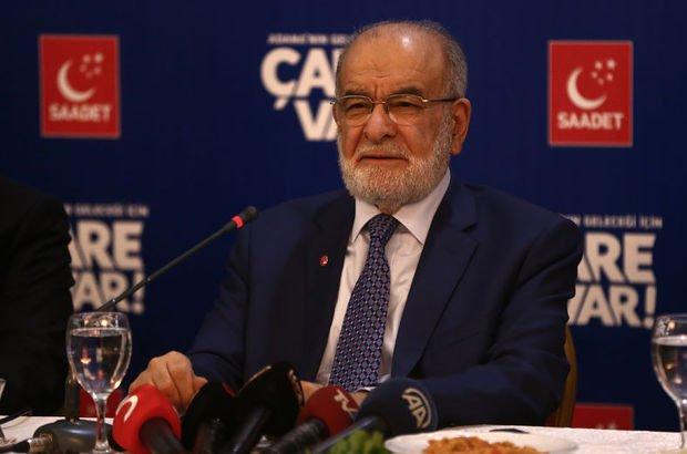 Karamollaoğlu: Erbakan hocamız hayatta olsaydı...