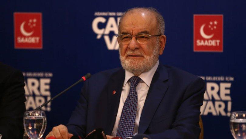 Karamollaoğlu: Erbakan hocamız hayatta olsaydı, Fatih Erbakan'ı falakaya yatırırdı