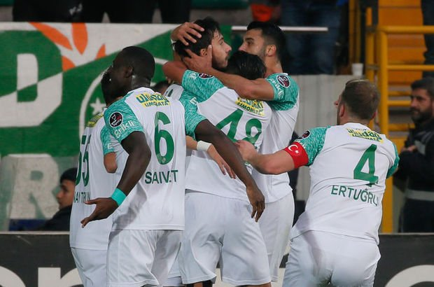 Akhisar Belediyespor Bursaspor maç sonucu