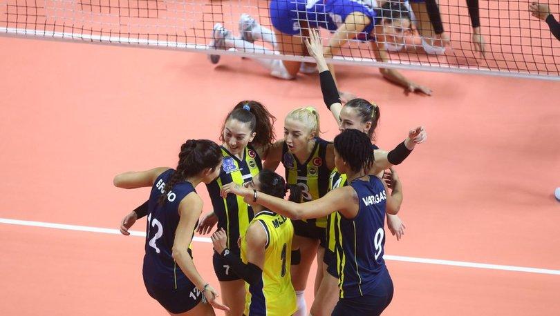 THY: 0 - Fenerbahçe: 3