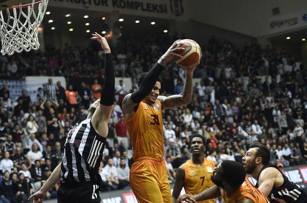 Beşiktaş Sompo Japan: 72 - Galatasaray: 74