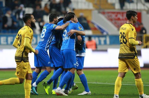 Kasımpaşa - Yeni Malatyaspor
