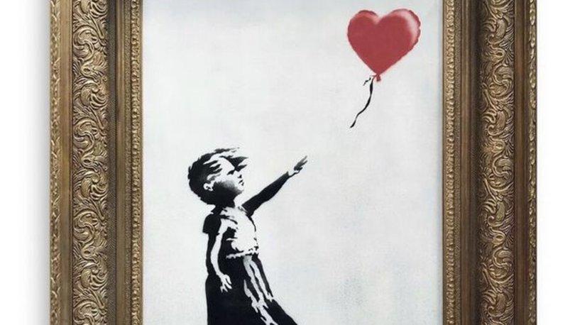 Banksy'e el koydular! Toplam 15 milyon euro değerindeler!