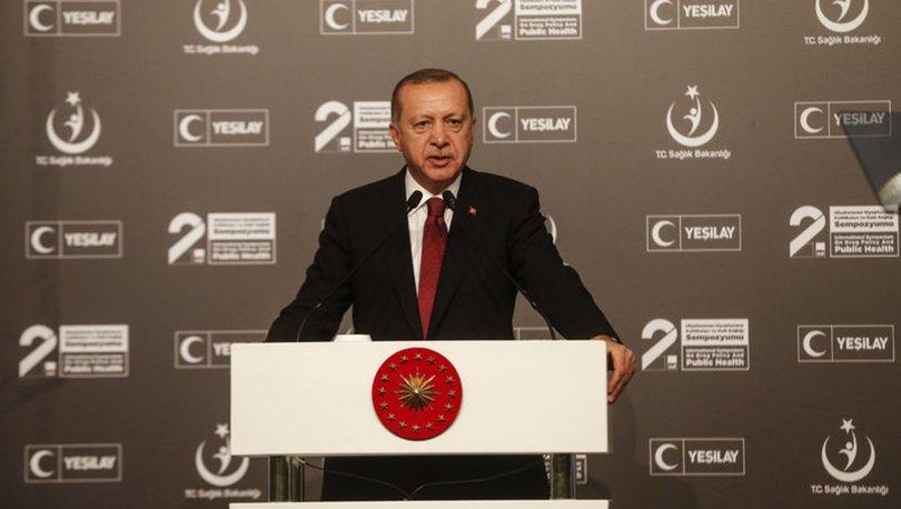 Son dakika: Cumhurbaşkanı Erdoğan'dan flaş elektronik sigara açıklaması