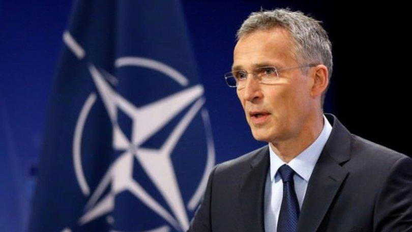 NATO Genel Sekreteri, Ukrayna Parlamentosu Başkanı ile görüşecek