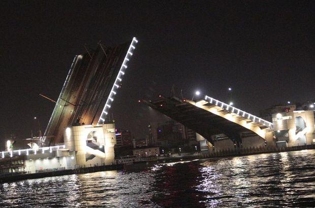 Galata ve Unkapanı ve Haliç Köprüleri kapatıldı