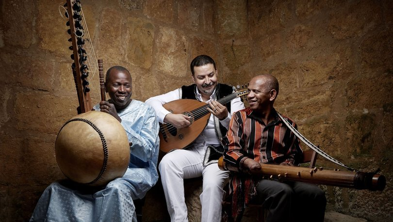 Akbank Sanat'ta Afrika ezgileri