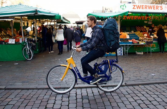 Hollanda nasıl bisiklet ülkesi oldu?