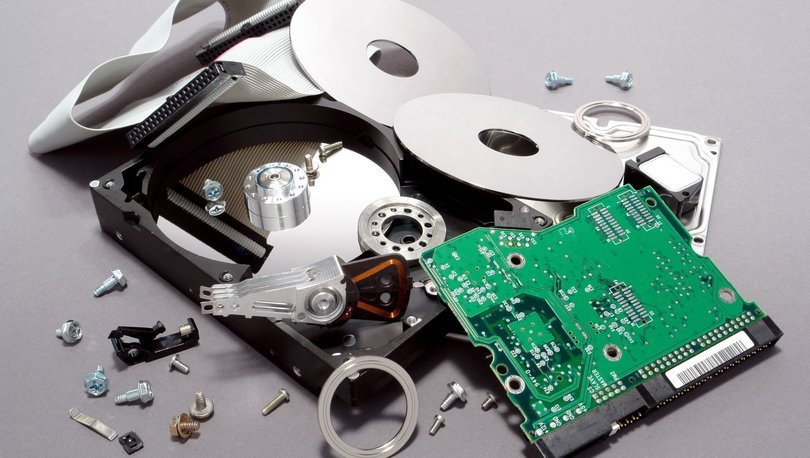 bozuk hard disk