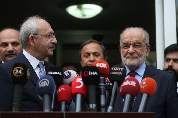 """Saadet Partisi liderinden flaş """"ittifak"""" açıklaması!"""