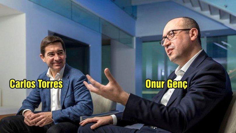 Dünya devine Türk CEO! Onur Genç kimdir?