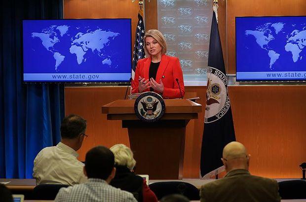 ABD'den Astana görüşmeleri açıklaması