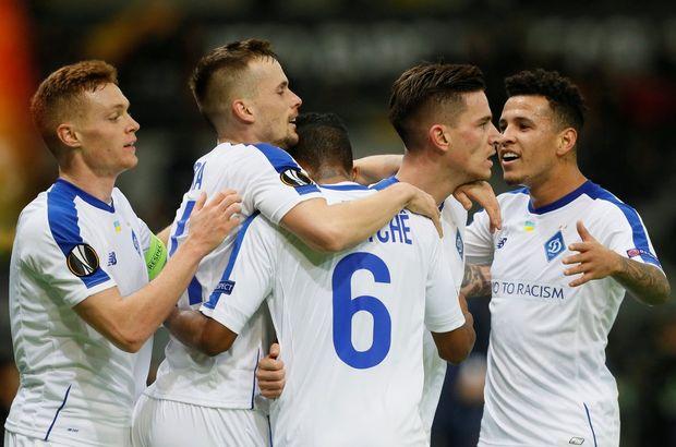 Dinamo Kiev tur atladı