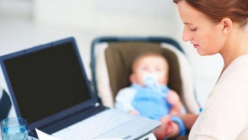 Çocuk sahibi olan çalışanlar için yeni düzenleme