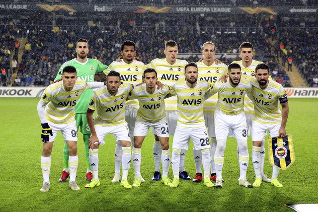 Avrupa Ligi'nde turlayan Fenerbahçe'nin muhtemel rakipleri!