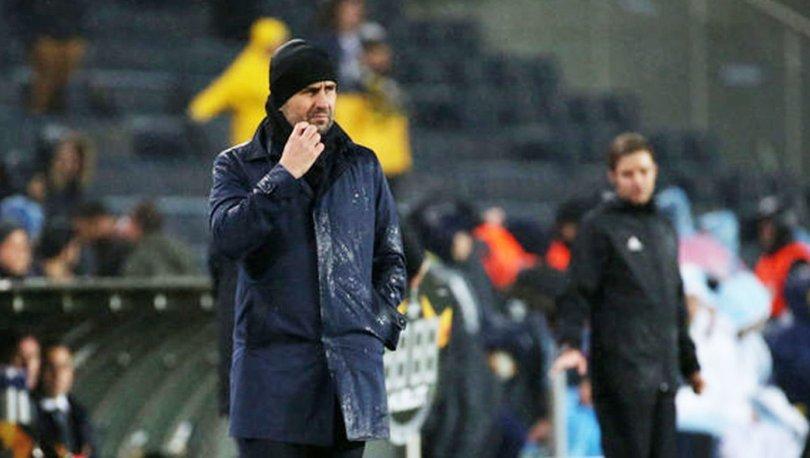 Nenad Bjelica Dinamo Zagreb Fenerbahçe