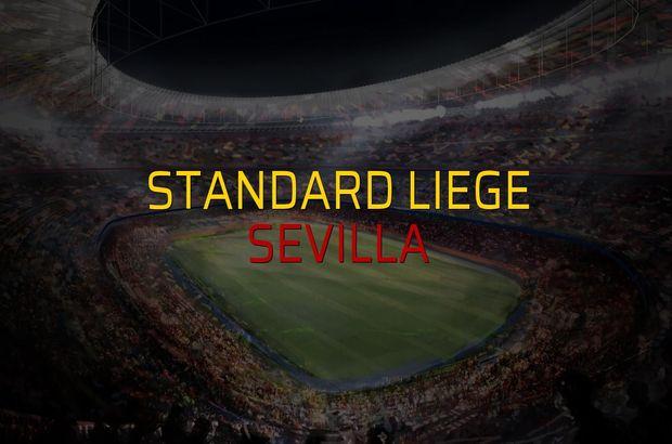 Standard Liege: 1 - Sevilla: 0 (Maç sona erdi)