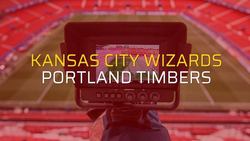 Maç sona erdi: Kansas City Wizards: 2 - Portland Timbers:3