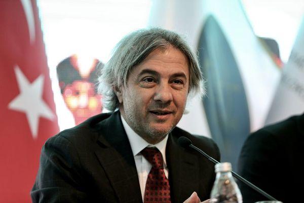 Ahmet Misbah Demircan.