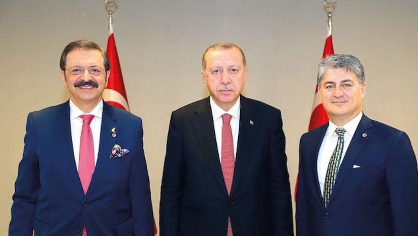 Yerli otoya Erdoğan'dan tam not