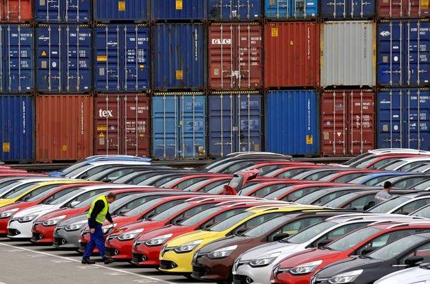 Dış ticaret açığı ekimde 456 milyon dolara geriledi