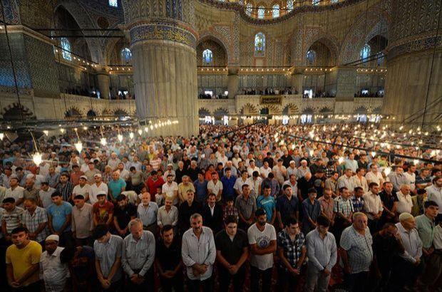 Antalya Cuma namazı
