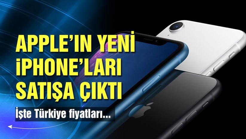 iPhone Xs ve XR Türkiye'de satışa çıktı