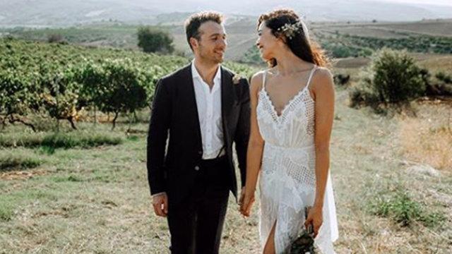 Azra Akın'dan eşi Atakan Koru'ya aşk dolu paylaşım - Magazin haberleri