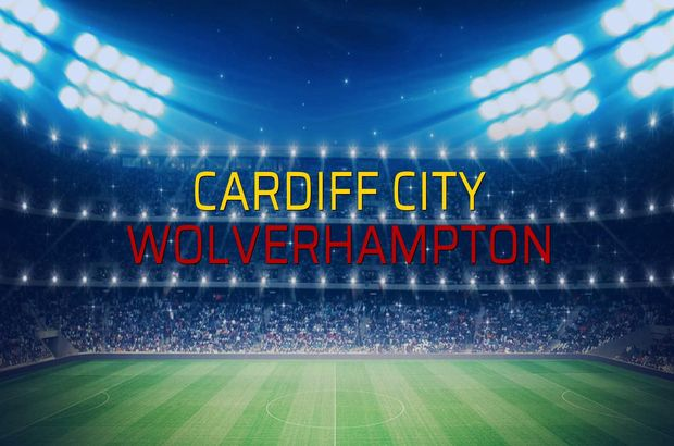 Cardiff City: 2 - Wolverhampton: 1 (Maç sona erdi)