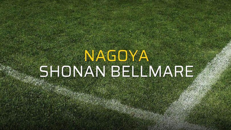 Maç sona erdi: Nagoya: 2 - Shonan Bellmare:2