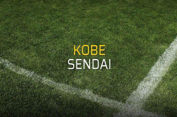 Kobe: 3 - Sendai: 2