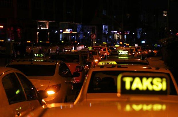 Taksici şikâyetleri
