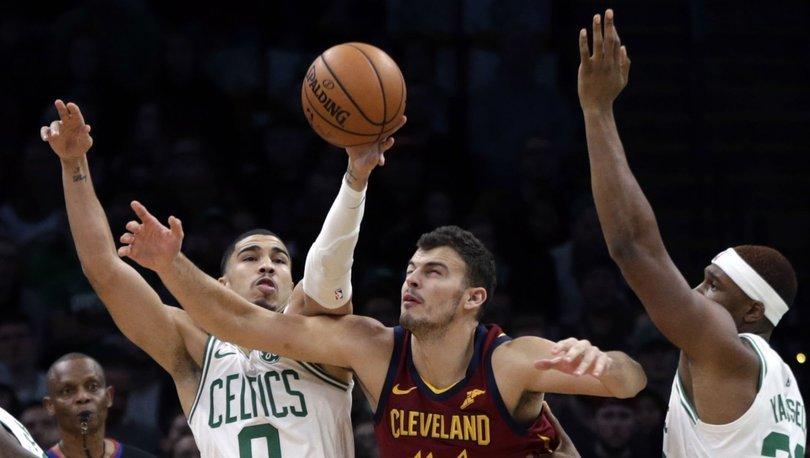 Cedi Osmanlı Cleveland Cavaliers, Boston Celtics'e yenildi