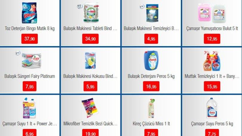 BİM 4 Aralık Aktüel ürünler kataloğu şimdi yayımlandı! BİM'de ev hanımlarını sevindirecek kampanyalar!
