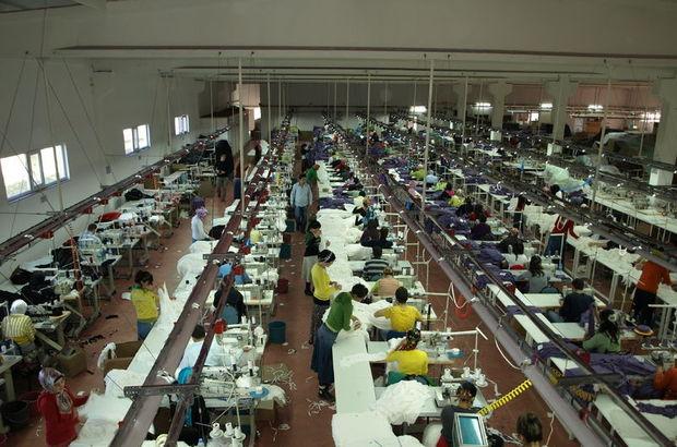 tekstil fabrikası